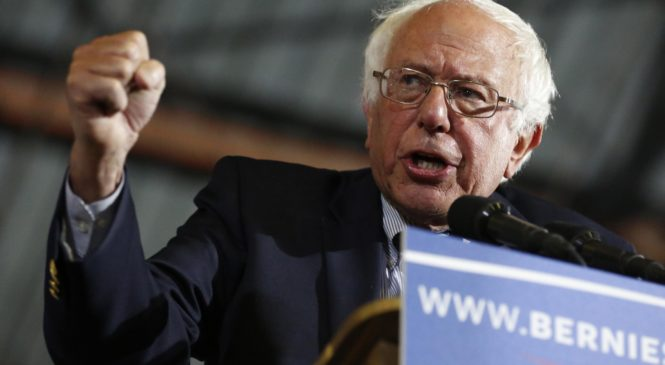 Bernie Sanders Urges Federal Regulators to Ease Up on Pot Banking Policies