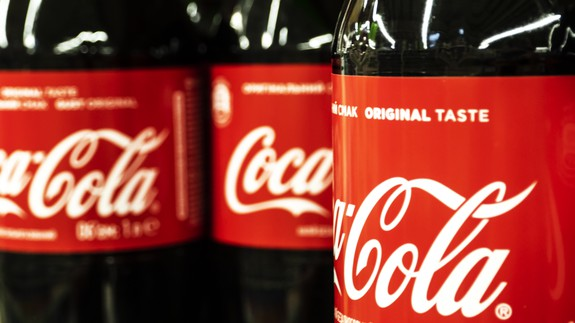 Coca-Cola is considering marijuana-infused drinks