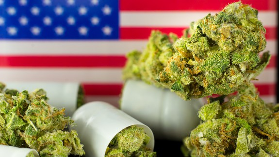 What you need to know about the state of weed laws after the midterms