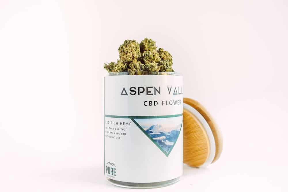 Aspen Valley: How the CBD Flower Has Gone Mainstream