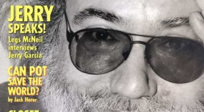 High Times Greats: Jerry Garcia on Saving the World's Rainforests