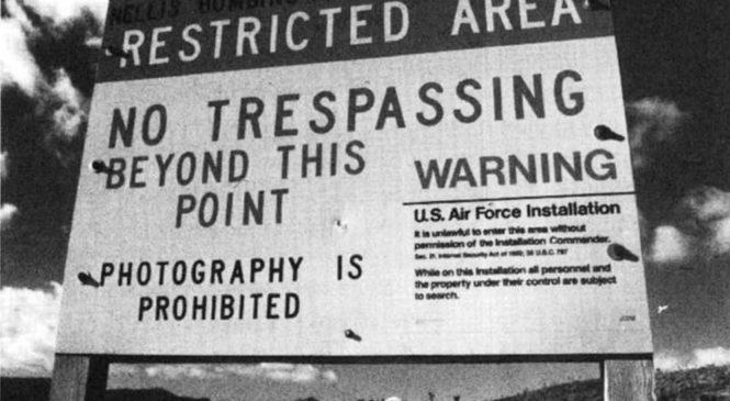 Flashback Friday: Secrets of Area 51