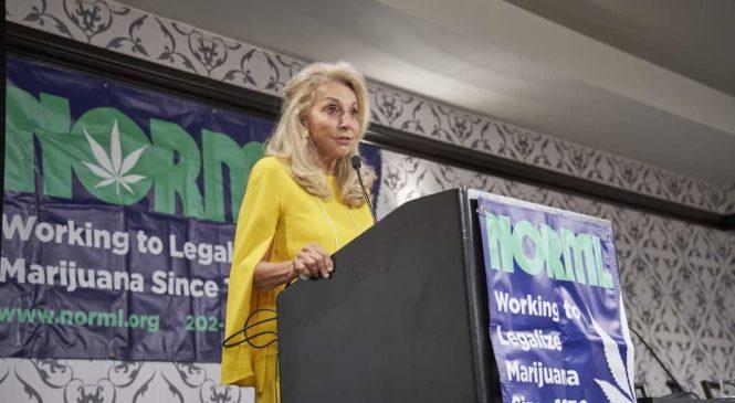 Activist Bernardine Dohrn Receives Michael Kennedy Social Justice Award