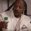 Snoop Dogg casually hands out weed to Lilly Singh's staff