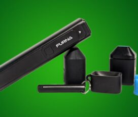 The Furna vape makes swapping between herb and concentrate so much easier