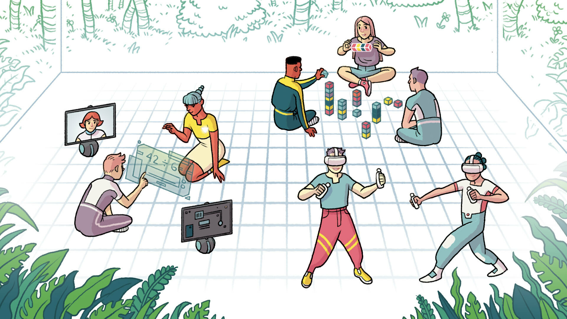 Exciting high-tech visions of learning — but how can they overcome a system designed to stagnate?