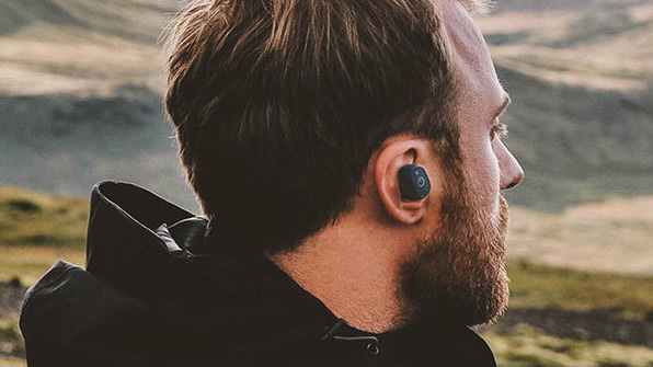 You can swim in these waterproof (and wireless) earbuds that are on sale for over 65% off