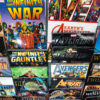 What it's like to read every Marvel superhero comic ever
